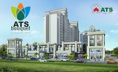ATS Greens is a built up name in the real estate sector and they excel in delivering the finest. Following the legacy, they have launched their first commercial project, ATS Bouquet in Noida sector 132.