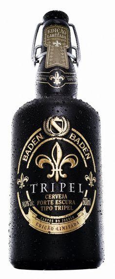 Baden Baden relança cerveja Tripel em embalagem especial
