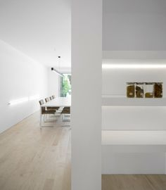 Unifamiliar House In Parede. - Parede 11 by humberto Conde #architecture #white #interiors