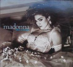 Madonna Like A Virgin vinyl LP original 1984 mint condition by pickergreece on Etsy