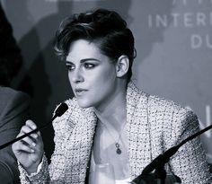 Kirsten Stewart, actrice et réalisatrice américaine, membre du jury du Festival de Cannes 2018.