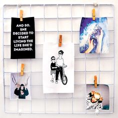 Wall decoration & Memo