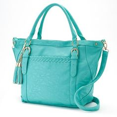 under-one-sky-tassel-convertible-tote from kohls