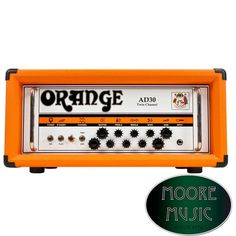 Tube Amp Doctor brand tubes Tube Complement for Orange AD30 HTC /& TC