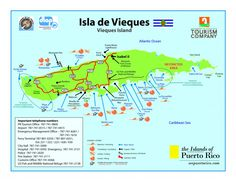Vieques | Vieques Travel Information - Getting to Vieques | Puerto Rico Small ...