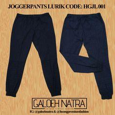joggerpants tenun lurik preorder  price 250k idr info: bbm: 5771704A line: galoehnatra ig: galoehnatra
