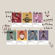 Nct Doyoung, Graphic Wallpaper, K Idol, Kpop Aesthetic, Design Reference, Sticker Design, Nct Dream, Nct 127, Cute Wallpapers