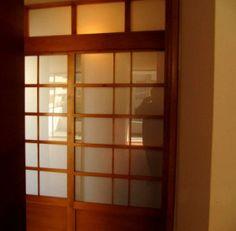 Puertas corredizas de estilo japones puertas corredizas - Puertas correderas estilo japones ...