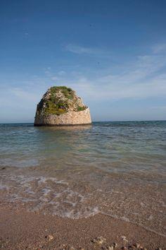 Torre Pali - Salento Land Scape, Confetti, Beach, Water, Outdoor, Italia, Water Water, Outdoors, Aqua