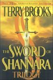 The Sword of Shannara Trilogy-by Terry Brooks