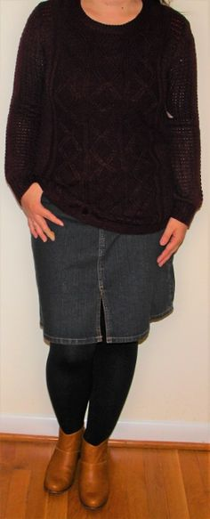 5th Fix, November 2016: Retrod Lennox Cable Front Pullover