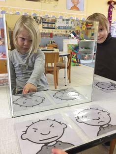 Emotions Preschool, Emotions Activities, Childcare Activities, Toddler Learning Activities, Alphabet Activities, Infant Activities, Toddler Preschool, Classroom Activities, Early Childhood Activities
