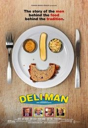 Deli Man - the history and current day situation of the Jewish deli in the US - interesting but long and drawn-out. 3/5 #documentary