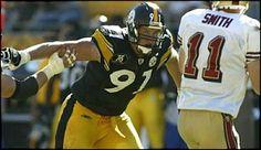 Aaron Smith - Pittsburgh Steelers