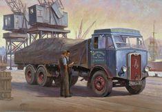 Atkinson Pre-war » Transport Artist