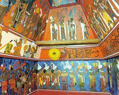 Bonampak - Interior Murals