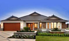 WA Country Builders Display Homes: The Toorak. Visit www.localbuilders.com.au/display_homes_wa.htm for all display homes in Western Australia