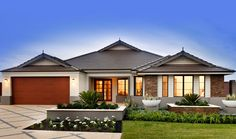Home designs on pinterest western australia country and for Country home designs wa