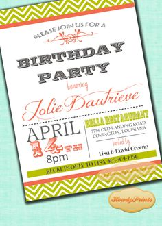 Custom birthday invitation adult birthday invitations adults retro style birthday invitationyou print or we printvintage birthday invitationadult filmwisefo Gallery