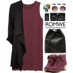 Romwe 4 by scarlett-morwenna on Polyvore featuring Monki, 3.1 Phillip Lim, Topshop, Chloé and Tom Ford