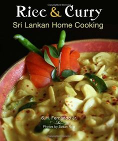 Rice & Curry: Sri Lankan Home Cooking (The Hippocrene Int... https://www.amazon.com/dp/B0073OL5KA/ref=cm_sw_r_pi_dp_x_3SwKybWTSB5F3