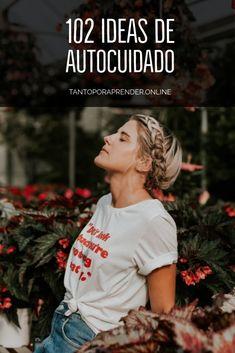 102 ideas de autocuidado • Tanto por Aprender Braids For Short Hair, Short Hair Styles, Blonde Hair With Highlights, Healthy Beauty, Positive Mind, Anti Stress, Hair A, Motivation, New Life