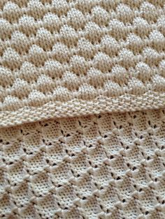 Ravelry: Dean's Blanket pattern by Tree Crispin- free knitting pattern