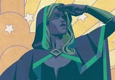 There's a New Transgender Superhero in Town  https://tranzgendr.com/transgender-superhero-alters-chalice/