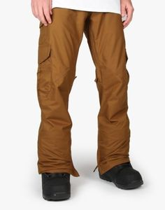 Burton #cargo mens ski snowboard pants #salopettes snow #trousers brown small,  View more on the LINK: 	http://www.zeppy.io/product/gb/2/322341653277/