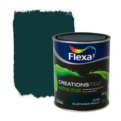 Flexa Creations muurverf oldtimer rally extra mat 1 liter
