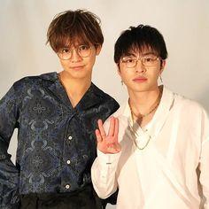 Katayose Ryota x Sano Reo 三代目j Soul Brothers, Japanese Boy, Handsome, Entertaining, Celebrities, Boys, Prince, Baby Boys, Celebs