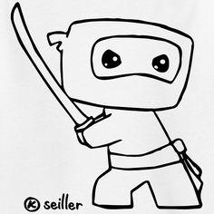 """""""Tiny Ninja"""" das neue T-Shirt von Ausgezeichnet!  Markiere einen Freund der auch Ninja Fan ist    Mit Liebe gezeichnet    Wenn auch du dieses #tshirt möchtest schau einfach im Ausgezeichnet Store vorbei: http://ift.tt/2r0IG0C"""