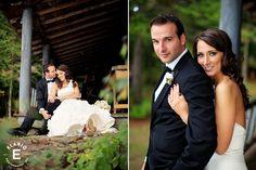 adirondack wedding, rustic wedding, classic bride and groom, fall wedding #weddings #fallwedding
