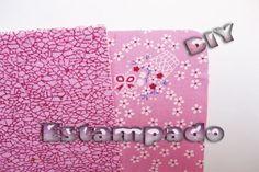 Cómo estampar el Foamy o Goma eva con tela | Diy | con 4 tipos de pegamento | Aprender manualidades es facilisimo.com