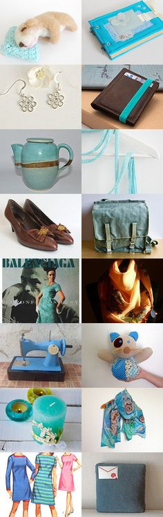 I have the blues... by Marisol on Etsy--Pinned with TreasuryPin.com