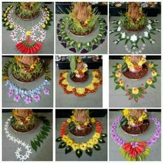 Decoration on pooja Rangoli Designs Flower, Colorful Rangoli Designs, Rangoli Ideas, Rangoli Designs Diwali, Diwali Rangoli, Flower Rangoli, Beautiful Rangoli Designs, Rangoli With Flowers, Ganesha Rangoli