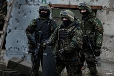 Russian Spetsnaz unit