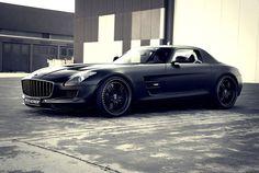 700 Horsepower KICHERER Mercedes-Benz SLS 6.3 SUPERCHARGED GT