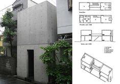 Azuma House de Tadao Ando