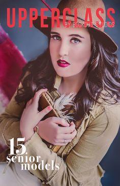Catherine Ford Senior Model Magazine Cover Contest - Bookout Studios Blog - Senior pictures