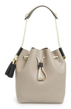Vince Camuto 'Lorin' Drawstring Tote   Nordstrom