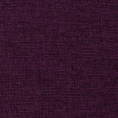 Vintage Poly Burlap Eggplant from @fabricdotcom  This versatile medium weight polyester burlap fabric is perfect for window treatments, toss pillows, head boards and craft projects.