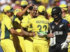 The Weekend Australian News Paper Australia v New Zealand - 2015 ICC Cricket World Cup: Final Australian News, Icc Cricket, Cricket World Cup, International News, New Zealand, Finals, Sports, Collection, Paper