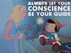 Pinocchio is a 1940 American animated musical fantasy film produced by Walt Disney Productions and based on the Italian children's novel The Adventures of Pinocchio by Carlo Collodi.