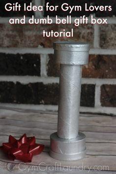 Dumb Bell Gift Box T