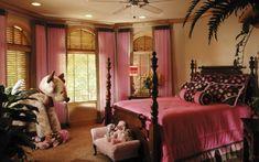 Pink And Brown Room Decor Bedroom Ideas Comforters