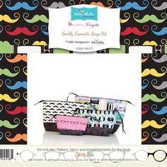 Geekly Cosmetic Bags Kit