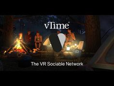 vTime - The VR Sociable Network. Out now on Cardboard and Gear VR