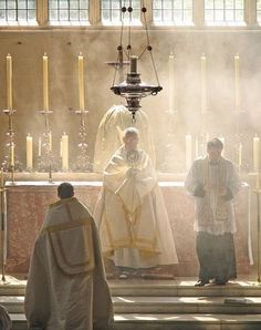 Benediction with the Blessed Sacrament