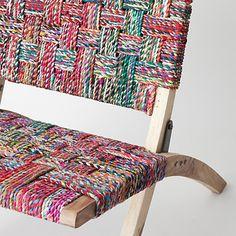 Studio Salvaged Craft Garden Chair | Home | Steven Alan